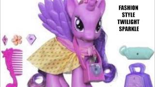 NEW MLP TOYS OF 2013