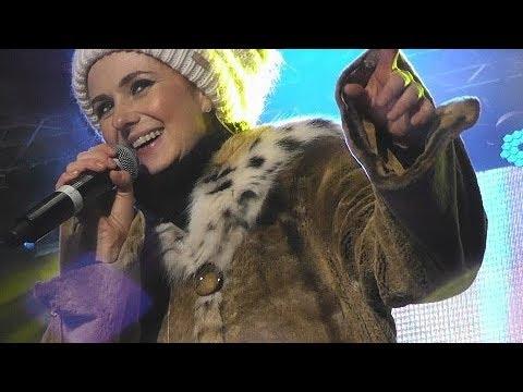 Lena Katina - Нас не догонят (Live Moscow New Year 2018)
