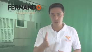 Fernando Martínez  - Mensaje para Cihuatlán