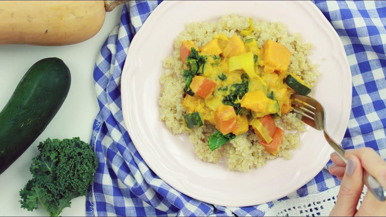 Odc. 140 – curry z dynią i jarmużem