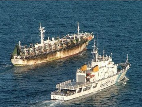 Chinese Ships Fish Illegally in Argentine Waters