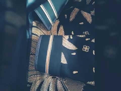 Model Terbaru Jas Batik Kemeja D Samudra Tailot Internasional Youtube