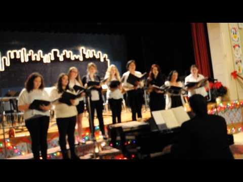 Pompton Lakes High School Women's Ensemble- Song of the Vagabonds