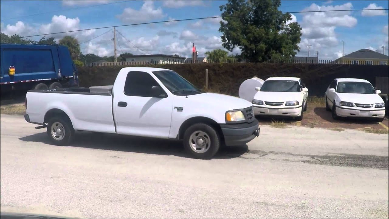 Ford F Super Cab Long Bed For Sale