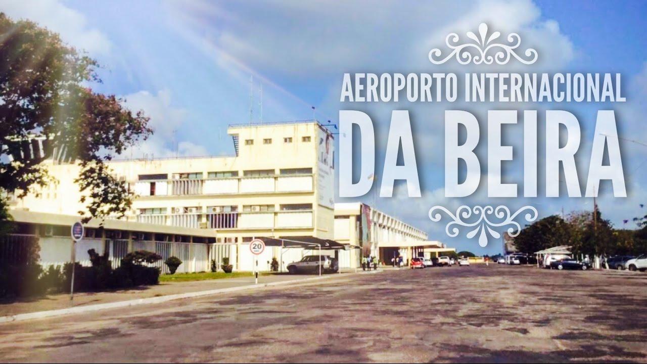 Aeroporto Beira Da Praia : Moçambique beira aeroporto internacional youtube
