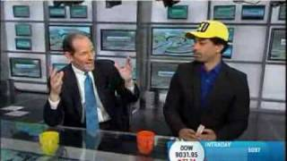 "Eliot Spitzer: ""The FED is a Ponzi Scheme. Run by Banks"". Won"
