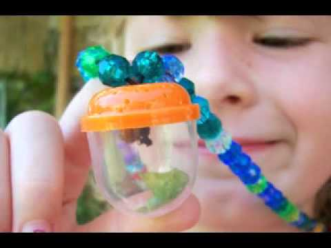 Easy Kids Craft Ideas For Summer Youtube