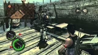 Resident Evil 5 - Kooperacja (ronald & Vertez) #05 PC HD