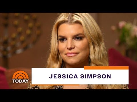 Jessica Simpson Speaks Out About Her Alcoholism, Relationships, Abuse