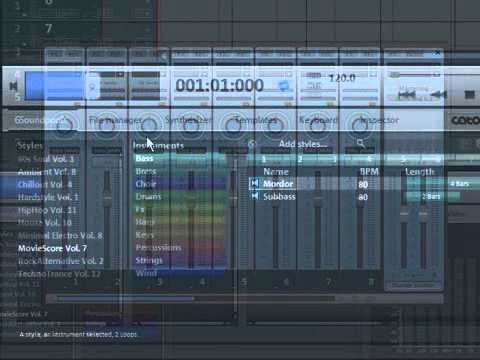 Видеоуроки magix music maker
