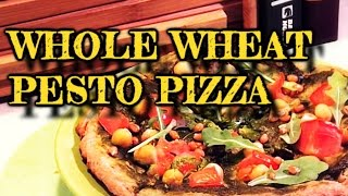 Whole Wheat Pizza Dough: How to Vegan Video Recipe
