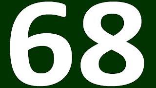 АНГЛИЙСКИЙ ЯЗЫК ДО ПОЛНОГО АВТОМАТИЗМА С САМОГО НУЛЯ  УРОК 68 УРОКИ АНГЛИЙСКОГО ЯЗЫКА