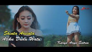 Shinta Arsinta -Atiku Dudu Watu (Dj kentrung Hots)