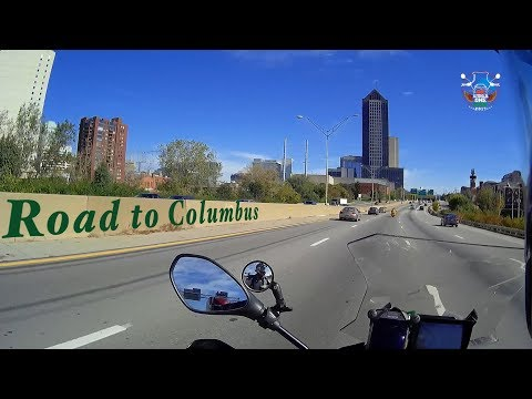 WORLD RIDE 2017 || EP.91 || ROAD TO COLUMBUS