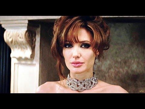Я примеряю роль Анжелины Джоли в фильме Турист