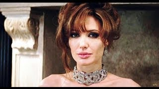 Лучшие образы Анджелины Джоли из к/ф Турист