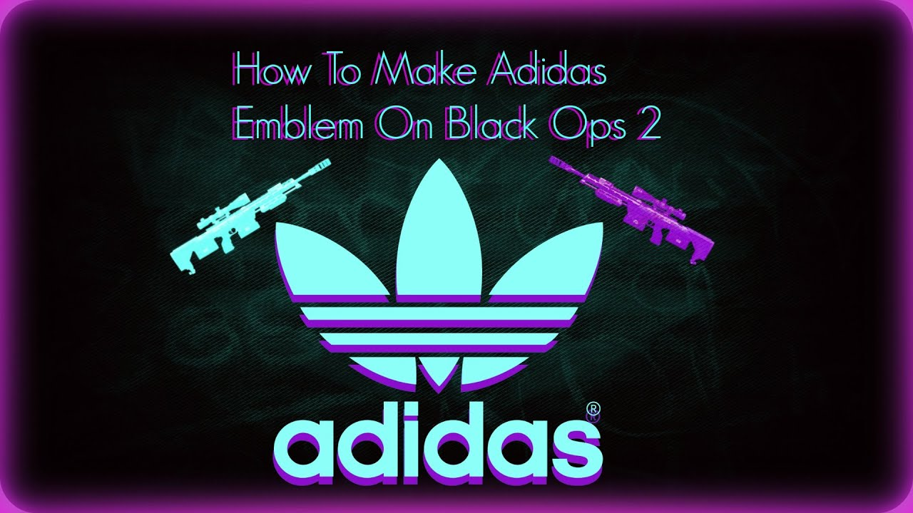 Xbox One Bo3 Cool Emblems Wiring Diagrams Usb Power Supply With Lm2575 Hqewnet How To Make Adidas Emblem On Black Ops 2 360 Ps3 Rh Youtube