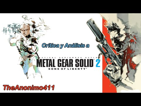 Análisis y Critica a Metal gear solid 2: sons of liberty (loquendo).