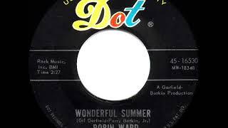1963 HITS ARCHIVE: Wonderful Summer - Robin Ward