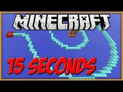 15 seconds minecraft map descargar minecraft