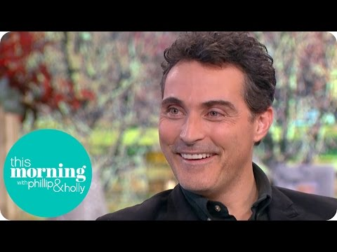 Rufus Sewell Quite Enjoyed Being Fancied as Lord Melbourne | This Morning