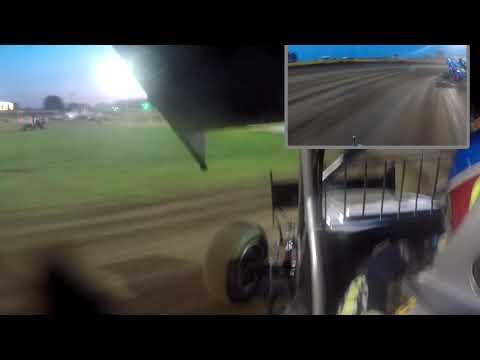 Cedar Lake Speedway UMSS Sprints 2018-09-08