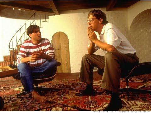 Steve Jobs & Bill Gates, le hippie et le geek | Duel | France 5