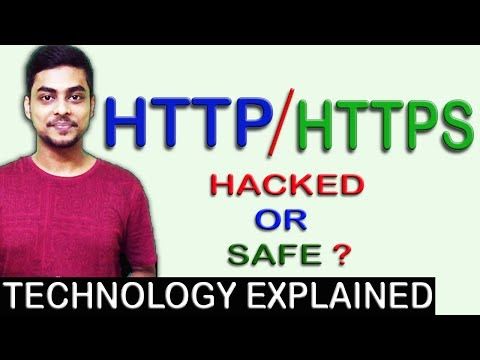 What Is HTTP And HTTPS|Protocol In Hindi|HTTP Vs HTTPS|Difference Between|Secure|Server|Explained