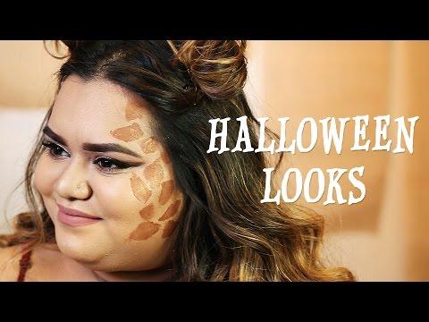 3 Easy Halloween Looks with Nabela Noor