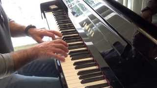 A Walk in the Rain by Yanni Piano cover