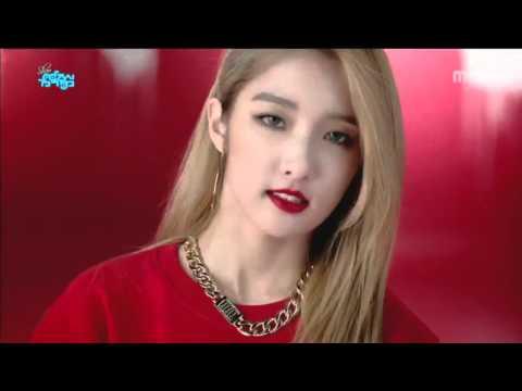 "Watch ""160130 포미닛  4MINUTE - HATE Comeback Next Week   Core"