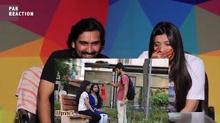 Pak Reaction To | Pulling Bra From Hair Prank | AVRprankTV | Pranks in India