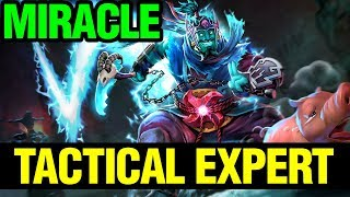 TACTICAL EXPERT - MIRACLE- STORM SPIRIT - Dota 2