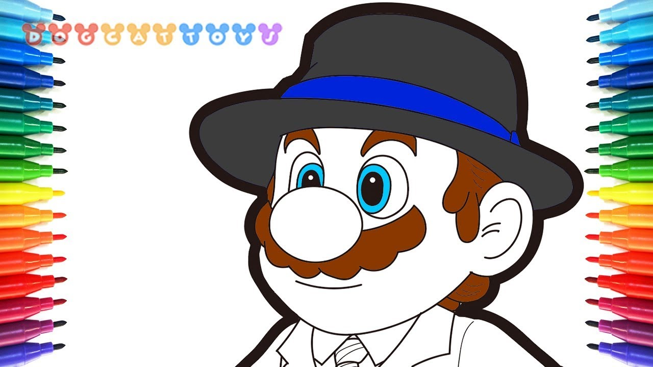 How To Draw Super Mario Odyssey #64