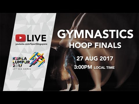 Gymnastics hoop finals | 29th SEA Games 2017