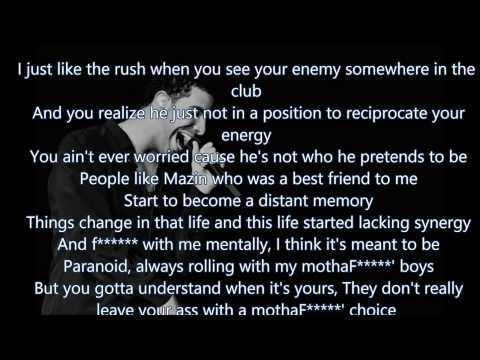 Drake - Wu-Tang Forever Clean {Lyrics}