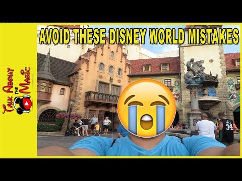 Walt Disney World Vacation Planning | Avoid these Mistakes when visiting Disney World | #disneyworld