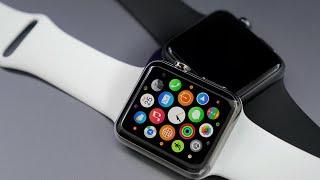 Apple Watch vs Apple Watch Sport: Unboxing & Comparison
