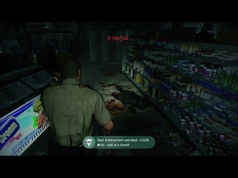 Resident Evil 2 Remake Ghost Survivors DLC: 1st Survivor Sheriff - No Way Out