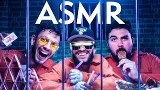 ASMR EN PRISON (Roleplay FR) ft. EDDIE CUDI 💰The Tingle Dealer EP#3