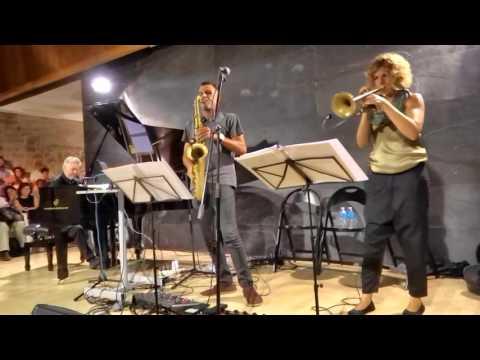 CONCERT LLIBERT FORTUNY, MANEL CAMP I MIREIA FARRES A NITS MUSICALS DE GUARDIOLA 2015