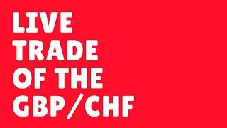 Forex Trading:  GBP/CHF Live Trade (Part 2)