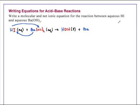 ACIDS AND BASES WITH B.I.L.L. N.Y.E. from YouTube · Duration:  3 minutes 12 seconds