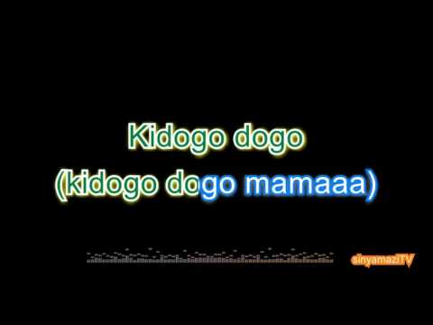 Diamond ft P square kidogo KARAOKE