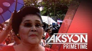 Paglabas ng arrest warrant vs. Imelda Marcos, ipinagpaliban