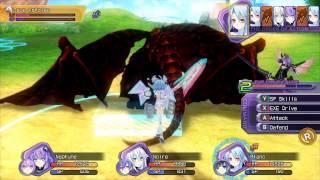 Hyperdimension Neptunia Re;Birth 1 [PC] - Final Boss + True Ending & Credits
