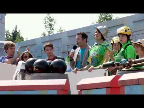 Splatalot! Celebrity Splatdown - Behind the Scenes - YouTube