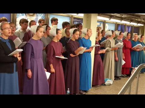 Ana Maria visit The Amish: I Am Free