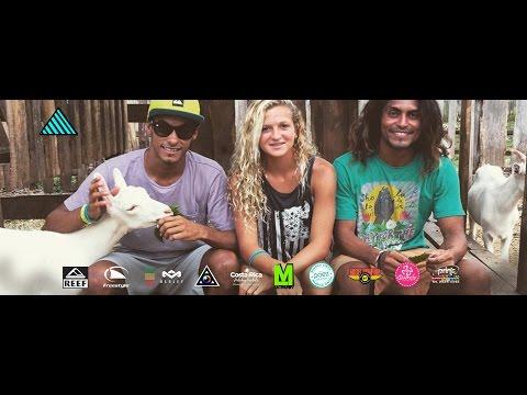 Surfing Costa Rica - Guana Dreams Episodio 2 - Surfing Republica