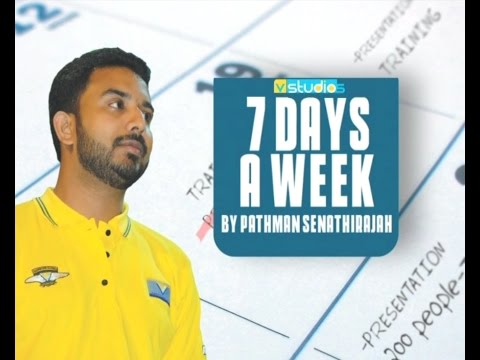 7 Days a Week by Chief Pathman